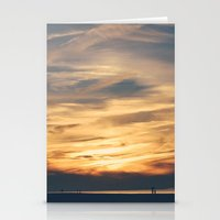 Cape Sunsets #2 Stationery Cards
