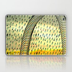 RainWater in the Desert - Tubes 2 Laptop & iPad Skin