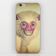 Creepy Monkey iPhone & iPod Skin