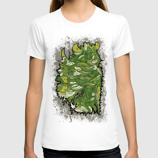 Green Machine. T-shirt