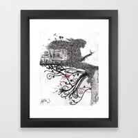 Imaginatĭo Framed Art Print