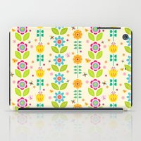 Floral 1 iPad Case