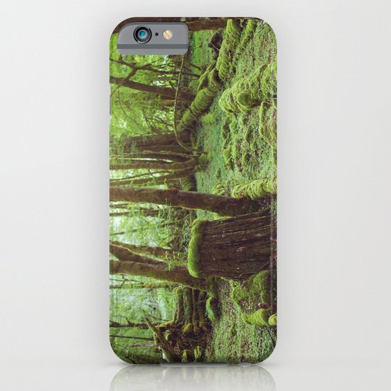 Mossy Forest iPhone & iPod Case