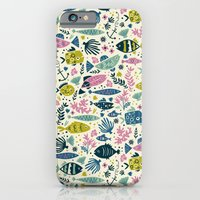 iPhone & iPod Case featuring Little Fish by Anna Deegan