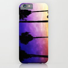 Purple Sunset iPhone 6 Slim Case