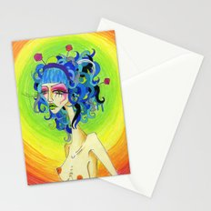 Medusa Has a Candy Coating Stationery Cards
