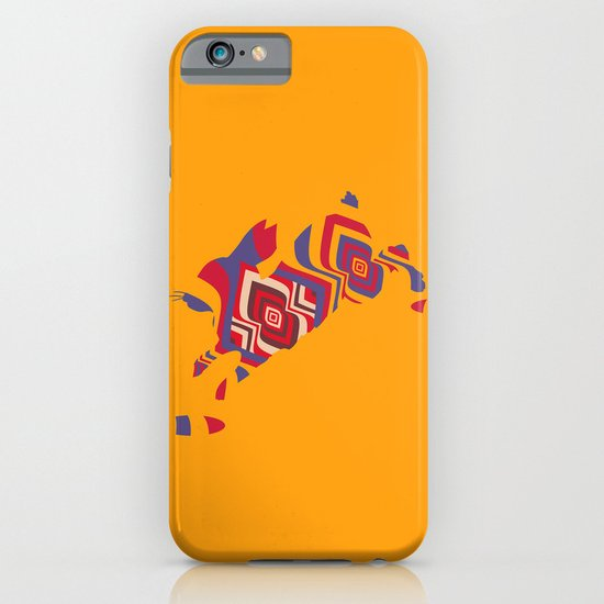 The Invisible Rabbit iPhone & iPod Case