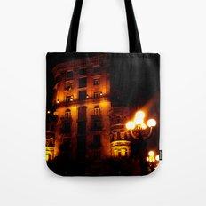 Night Crest 4 Tote Bag