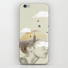 New York City Drifting iPhone & iPod Skin