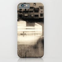 iPhone & iPod Case featuring Ponte Vecchio by inourgardentoo