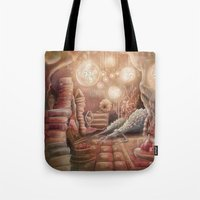 The Witch's Lair Tote Bag