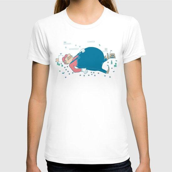 Too Many Mushrooms T-shirt