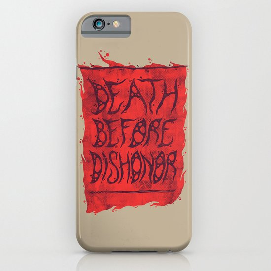 Bushido iPhone & iPod Case