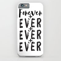 Forever + Ever + Ever iPhone 6 Slim Case