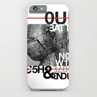 iPhone & iPod Case featuring OUR BATTLE by Endure Brand