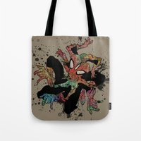 The Spider-man Tote Bag