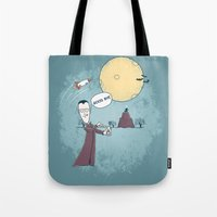 Goodbye Werewolf Tote Bag