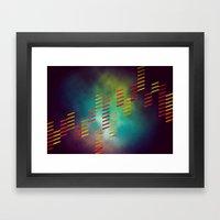 Trivial Framed Art Print
