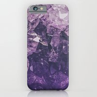 Amethyst Gem Dreams iPhone 6 Slim Case