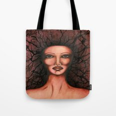 Radio Frequency  Tote Bag