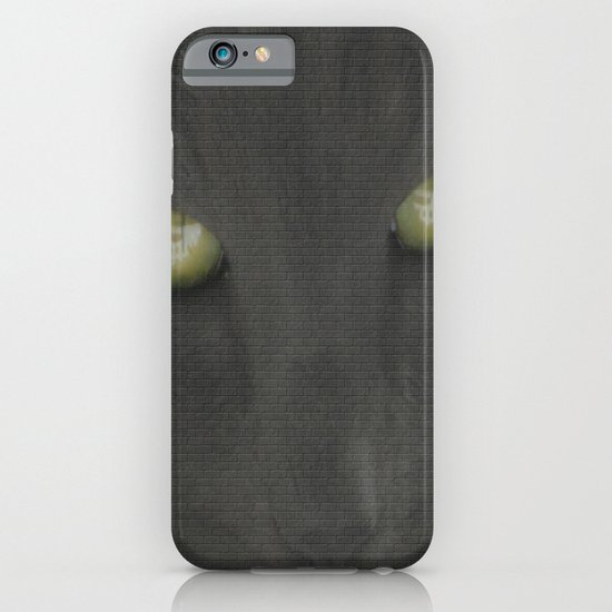 walls have eyes iPhone & iPod Case