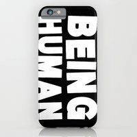 Being Human iPhone 6 Slim Case