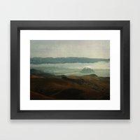 dreamscape Framed Art Print