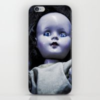 Doll face iPhone & iPod Skin