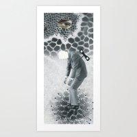 Kapital Art Print