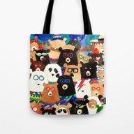 The Secret Society Of Br… Tote Bag