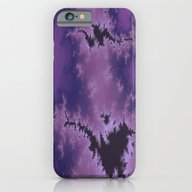 Purple Explosion iPhone 6 Slim Case