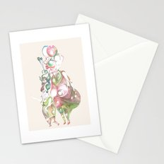 TWO LADIES Stationery Cards