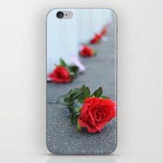 Flight 93 Memorial/Trail of Roses iPhone & iPod Skin