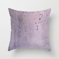 Frequency Surfer Throw Pillow