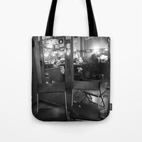 backstage Tote Bag