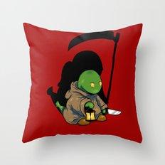 Tonberry Throw Pillow