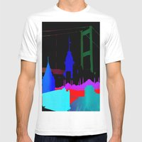 Istanbul Mens Fitted Tee White SMALL