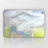 Rainy City Laptop & iPad Skin