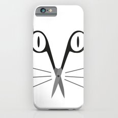 scissors cat iPhone 6 Slim Case