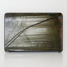 Misty Woods iPad Case