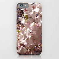 iPhone & iPod Case featuring Spring pink by mica mica