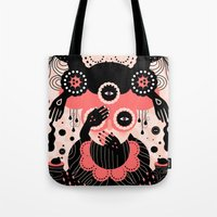 Hallucination Tote Bag