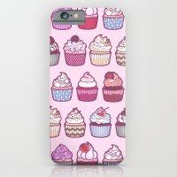 Cupcakes Galore iPhone 6 Slim Case