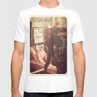 Corpse Distorter  Mens Fitted Tee White SMALL