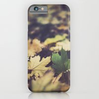 fall duet iPhone 6 Slim Case