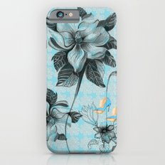 Flowers 2 Slim Case iPhone 6s