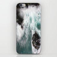 Atlantic Coast, Cornwall… iPhone & iPod Skin