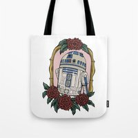 R2D2 Tote Bag