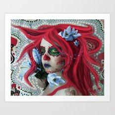 CryBaby Art Print