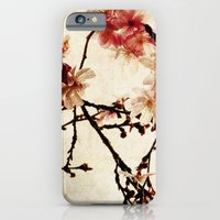 Vintage Cherry iPhone 6 Slim Case